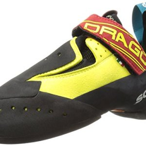 SCARPA Drago Climbing Shoe, Yellow