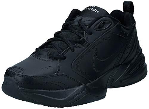 Nike Men's Air Monarch IV Cross Trainer, Black