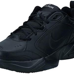 Nike Men's Air Monarch IV Cross Trainer, Black