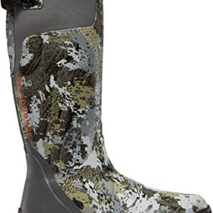 "Lacrosse Men's Alphaburly Pro 18"" 800G Hunting Shoes, Optimal Elevated"