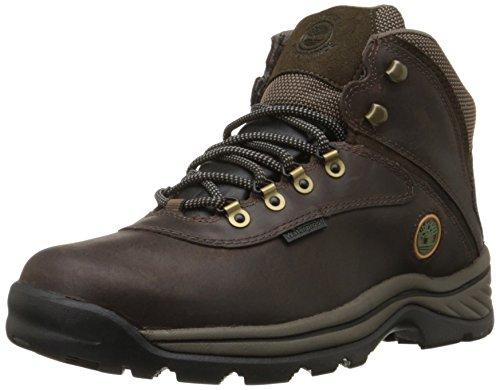 Timberland Men's White Ledge Mid Waterproof Boot,Dark Brown