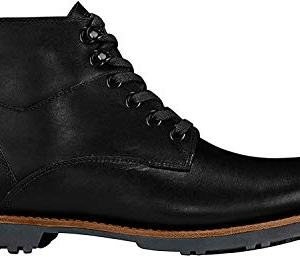 Timberland Kendrick Waterproof Chukka Boot - Men's Black Full Grain