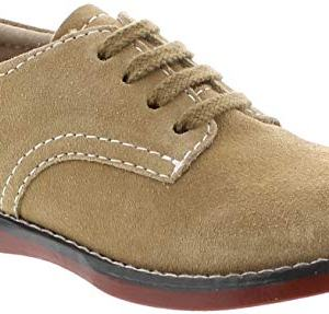 FootMates Boy's Bucky 2 (Toddler/Little Kid) Dirty Buck Oxford