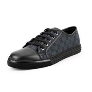 Gucci Men's Original GG Canvas Low-top Sneakers