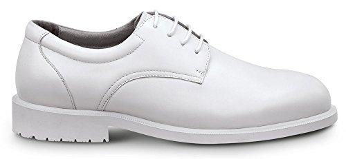 SR Max Mens Arlington Slip Resistant Dress Shoe SR Max Mens Arlington Slip Resistant Dress Shoe (12.0 M, White).