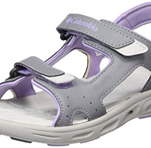 Columbia Unisex Youth TECHSUN Vent, Trade Winds Grey