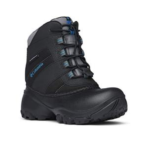 Columbia Youth Rope Tow I Waterproof Winter Boot