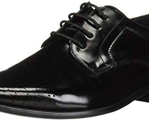 STACY ADAMS Unisex Sanborn Perfed Cap Toe Lace-Up Oxford