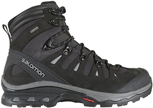 Salomon Quest 4D 3 GTX Mens Hiking Boots Phantom/Black/Quiet