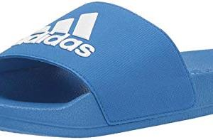 adidas Unisex Adilette Shower, True Blue/White/True Blue
