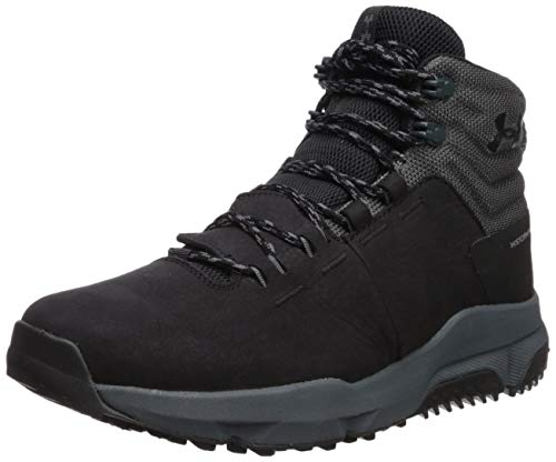 Under Armour Men's Culver Mid Waterproof Sneaker