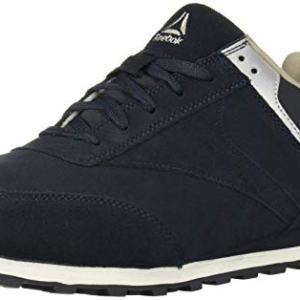 Reebok Work Men's Leelap Safety Shoe,Blue