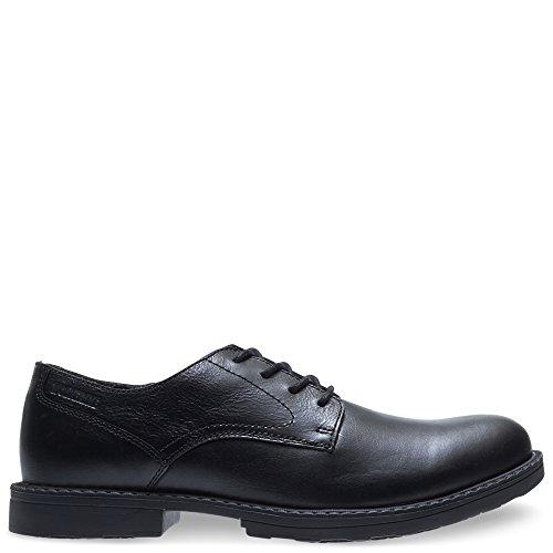 Wolverine Men's Bedford Soft-Toe Oxford SR Food Service Shoe