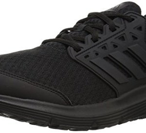adidas Men's Galaxy 3 m Running Shoe, Black/Black/Black