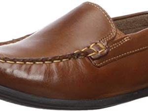 Florsheim Kids Boys' Jasper Venetian Slip On Loafer Jr Driving Style