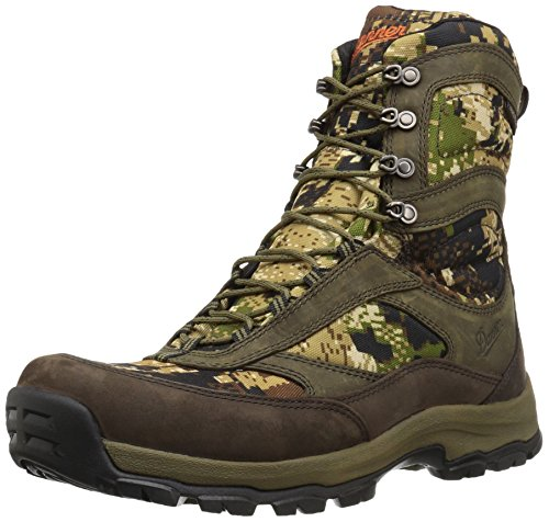 Danner Men's High Ground Hunting Shoes,Optimal Subalpine