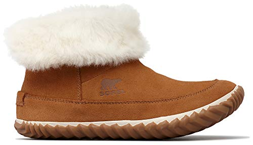 Sorel - Women's Out 'N About Bootie with Faux Fur Collar