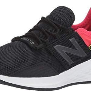 New Balance Kids' Roav V1 Fresh Foam Lace Up Running Shoe