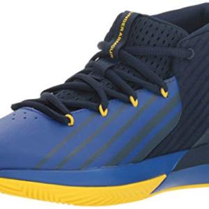 Under Armour Boys' Grade School Launch Basketball Shoe