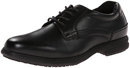 Nunn Bush Men's Sherman Slip-Resistant Work Shoe Oxford