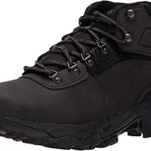 Columbia Men's Newton Ridge Plus II Waterproof Hiking Boot-Wide