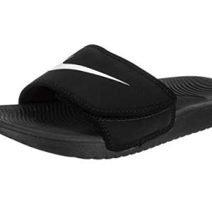 Nike Youth Kawa Slide Adjustable Athletic Sandal