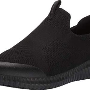 Skechers Work Relaxed Fit Cessnock Colleton SR Mens Slip On Sneakers