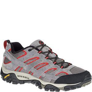 Merrell Men's Moab 2 Vent Hiking Shoe, Charcoal Grey