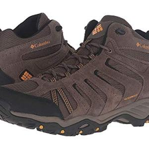 Columbia Men's North Plains II Waterproof MID Hiking Boot