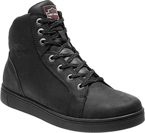 HARLEY-DAVIDSON Men's Watkins Fashion Boot, Black