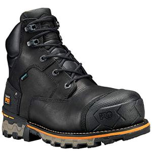 "Timberland PRO Men's Boondock 6"" Composite Toe Waterproof"