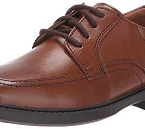 Florsheim Kids Boys' Billings Jr II Oxford, Cognac