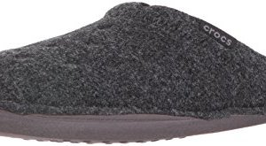 Crocs Classic Slipper Mule, Black