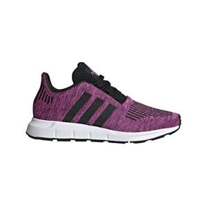 adidas Originals Kids Girl's Swift Run J (Big Kid) Shock