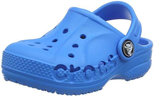Crocs Kids' Baya Clog |Comfortable Slip On Water Shoe for Toddlers