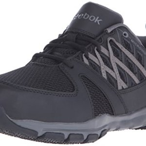 Reebok Work Men's Sublite Work Shoe, Black