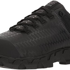 Timberland PRO Men's Powertrain Sport SD+ Industrial Shoe, Black