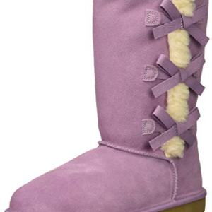 Koolaburra by UGG Unisex K Victoria Tall Fashion Boot, Lavender Mist