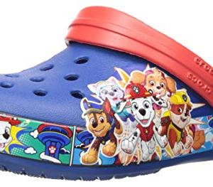 Crocs Kids' Boys and Girls Paw Patrol Band Character Clog