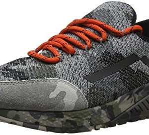 Diesel Men's Camou-Sneakers, Multicolor Army