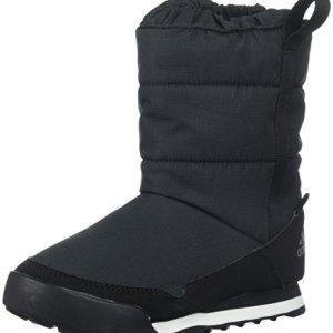 adidas outdoor Unisex-Kid's CW Snowpitch Slip-ON CP K Hiking Shoe