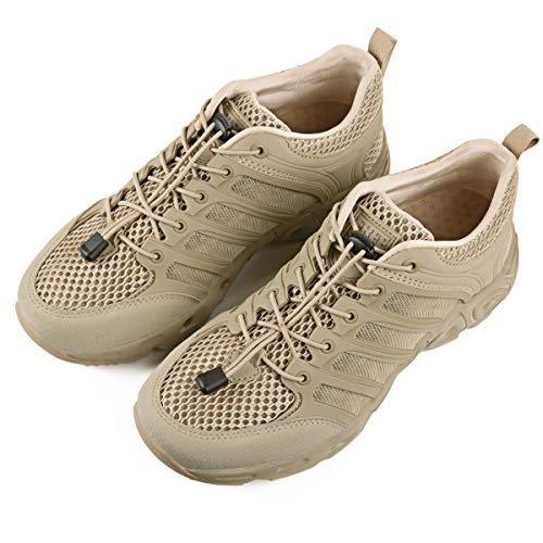 FREE SOLDIER Men's Water Shoes Ultra Light Breathable