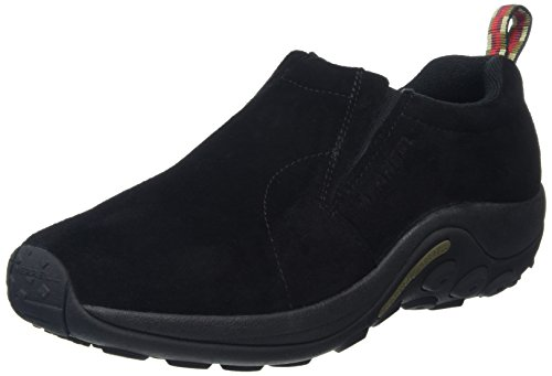 Merrell Men's Jungle Moc Slip-On Shoe,Midnight