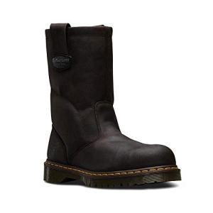 Dr. Martens - Men's Icon Steel Toe Heavy Industry Boots