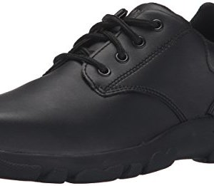 Hush Puppies Kids' Unisex Chad Oxford, Black