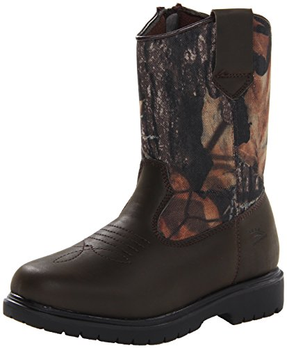 Deer Stags Tour Pull-On Boot (Little Kid/Big Kid),Camouflage/Brown