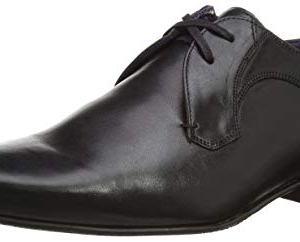 Ted Baker Men's Martt Uniform Dress Shoe, Black