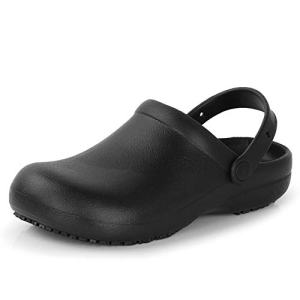 Men Women Slip Resistant Specialist Chef Clogs Mulitfunctional