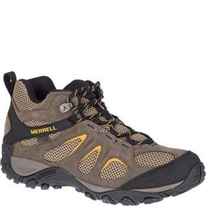 Merrell Men's Yokota 2 MID Waterproof Hiking Boot, Boulder
