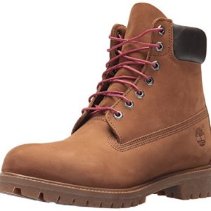 "Timberland Men's 6"" Premium Waterproof Boot Tundra Waterbuck"